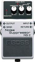 Boss NS-2 Noise Suppressor  педаль для эл. гитары
