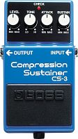 Boss CS-3 Compression Sustainer  педаль для эл. гитары