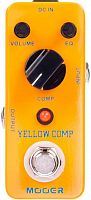 Mooer Yellow Comp  мини-педаль Compressor